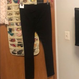 Brand new Whbm ponte pants small